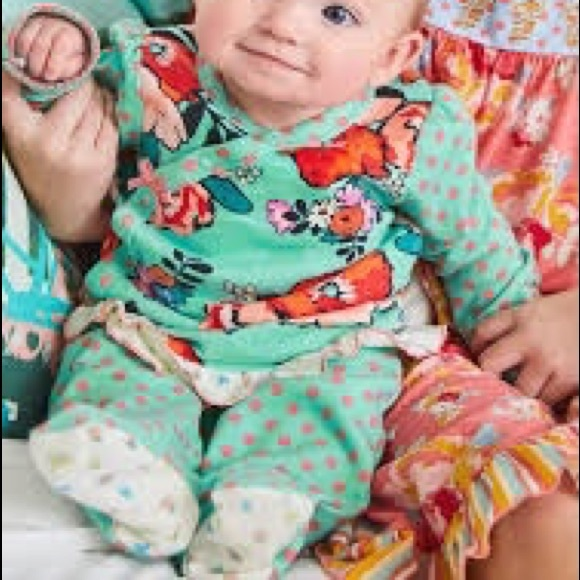 Matilda Jane baby outfit
